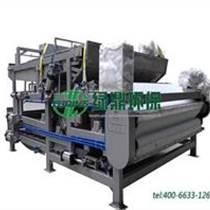 非食用植物油加工厂用的带式压滤机