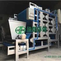 水产品加工厂压滤脱水机