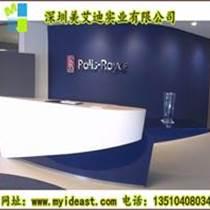 深圳人造石加工廠定制人造石吧臺