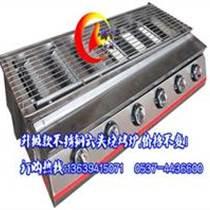 不銹鋼六頭節能燃氣燒烤爐