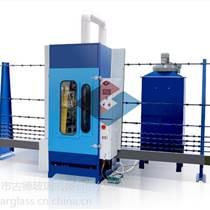 玻璃噴砂機GDPS1600性能好 古德玻璃機械