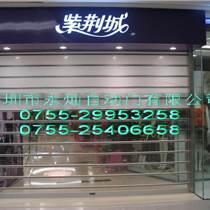 電動水晶卷簾門供應商 PC卷簾門
