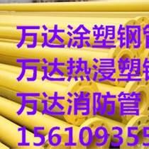 N-HAP熱浸塑鋼管
