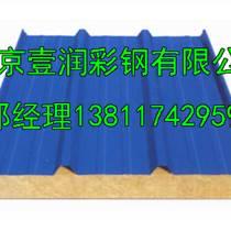 50mm厚夾芯彩鋼板北京價格表
