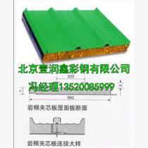 機制巖棉彩鋼板銷售價格