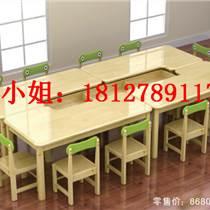 廣州生產銷售幼兒園實木桌椅