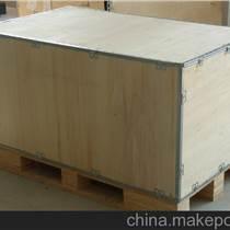 東莞玻璃制品出口木箱包裝