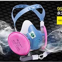 廚房炒菜做飯防油煙面罩寶順安KP100防塵口罩防油霧汽車尾氣透氣口罩