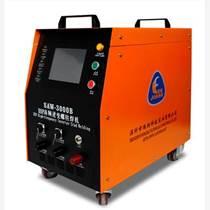 供應鴻栢金螯SAW-3000B型高頻逆變拉弧式螺柱焊機(半自動螺柱焊機)-自帶2個焊槍接口
