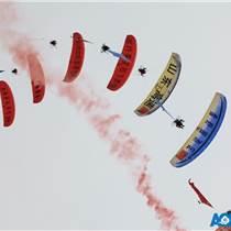 郑州动力伞表演 郑州双人动力伞