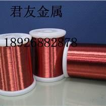 导电1.6mm紫铜线T2直径1.8 2.0mm半硬红铜线价格