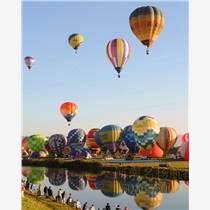 郑州热气球空中广告