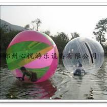 步行球儿童水上乐园充气玩具