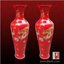 高温烧制礼品陶瓷花瓶,商务礼品陶瓷花瓶