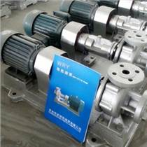 熱油泵配件+導熱油泵泵蓋/WRY熱油泵的拆卸和裝配