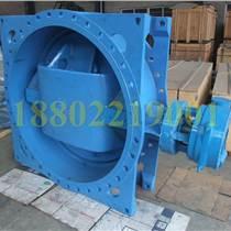 天津工廠批發供應生產制造球墨鑄鐵雙偏心軟密封法蘭蝶閥D342X-16Q最大規格DN4600