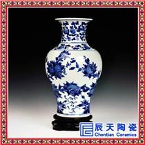 景德鎮著名陶瓷青花瓷