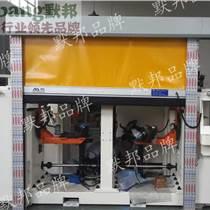 默邦專注機器人安全高速門,機器人快速門