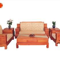 东阳红木家具批发古典高背博古沙发厂家直销东阳十大品牌