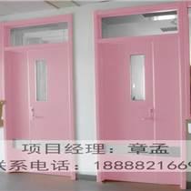 医院专用门尺寸  医院子母门价格