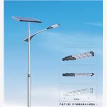 太陽能路燈廠家供應8米新農村路燈
