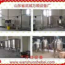 山東洗發水沐浴露洗手液生產設備廠