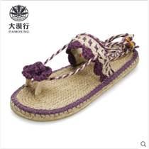 大漠行麻鞋透氣吸汗除臭殺菌