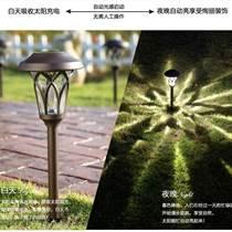 供應不銹鋼太陽能戶外庭院燈草坪燈園林景觀燈插地燈價格實惠