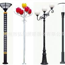 扬州弘旭供应美式外墙壁灯欧式防水户外庭院灯