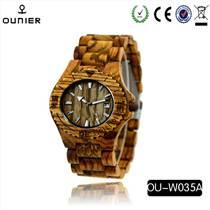 木表廠家2016新款木手表