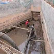 吴江区涵洞清淤及管道检测和管道清淤清洗