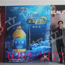 廣州大幅巨幅三維廣告制作