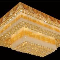 吸頂燈現代水晶燈臥室餐廳燈具
