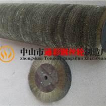钢丝滚筒刷轮|滚筒钢丝轮刷