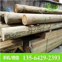 南方松防腐木 戶外裝飾圓柱實木板材