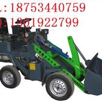 電動鏟車電動裝載機性能比較外形尺寸小