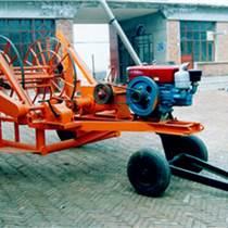專業生產機械式多功能電纜收放線車拖運車