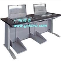 ?#26412;?#21338;奥翻转电脑桌销售厂家直销 钢木二位电脑翻转桌