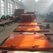和平海河0.8米0.8米单向铸铁方闸门价格