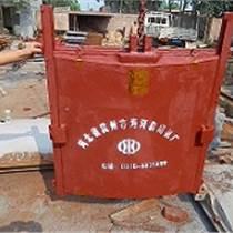 河东海河1.2M1.2M方型铸铁闸门