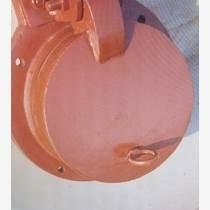 嘉定海河1M1M方型铸铁闸门