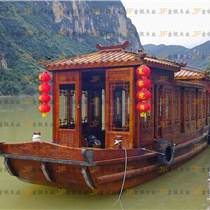 泰州金帆木業木船畫舫船木船景區游船量大從優