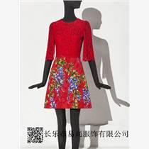 易尚蕾絲連衣裙004款,供應時尚潮流易尚蕾絲連衣裙
