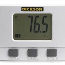 DICKSON TM320溫濕度無紙記錄儀