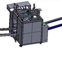 厂家供应全自动食用油装箱机 纸箱包装机