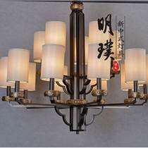 北京現代新中式燈具臥室新中式燈具廠家
