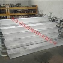 供應帶鐵腳扁鋼鋁合金犧牲陽極