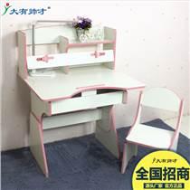 中小學生學習書桌椅套裝 兒童課桌寫字臺