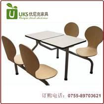 快餐桌椅生產工廠供應廠家直銷