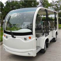 直供苏州14座电动旅游观光车,度假村休闲代步车